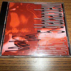 SIGNED DANZIG VERY RARE BLACKACIDDEVIL CD